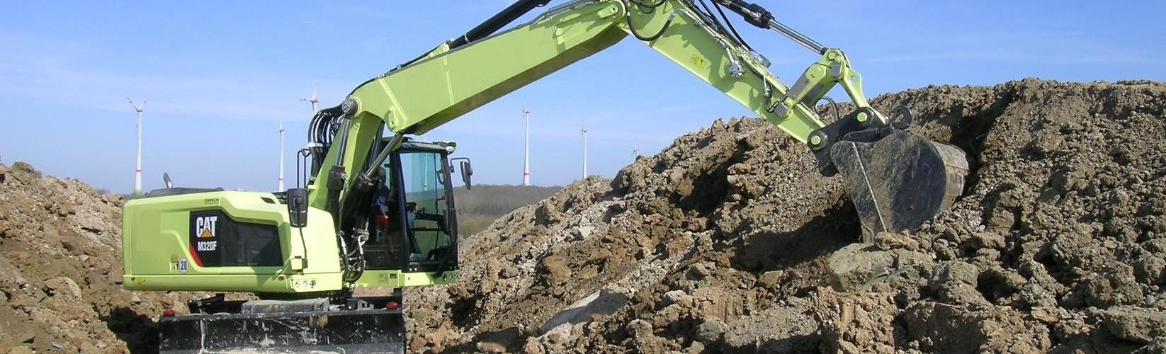 Bodenmanagement - Abfallwirtschaft